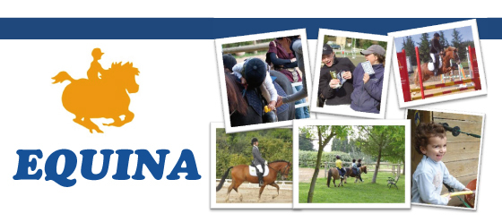 Le poney à Equina J'adore!